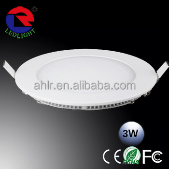 CE EMC & LVD 3w to 24w led down light manufactures