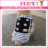 Hot sale Stripe design small dog clothes