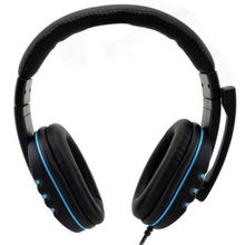 A Grade Shenzhen Foldable Wired Gaming Headset For Ps4