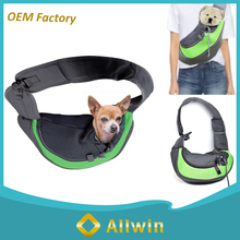 Dog Cat Kitty Carrier Oxford Travel Pet Sling Bag