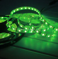 decorative LED strip,30 or 60 LED /m 5050,12/24VDC,white PCB, PCB width:10MM, CE, RoHS, Shenzhen, China factory