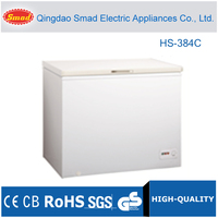 wholesale holiday freezer solid door deep chest freezer
