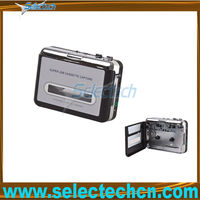 Portable Tape To PC Super USB Cassette To MP3 Converter Capture SE-UPM01