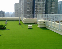 landscape artificial grass turf carpet for highway/garden