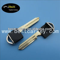 hot sell valet blank key cover for smart card nissan blank key