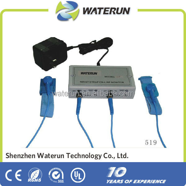 high frequency wrist strap tester, ESD wrist strap on-line monitor