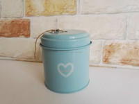 UT1171 Galvanized Steel Powder Coating String Kitchen Canisters