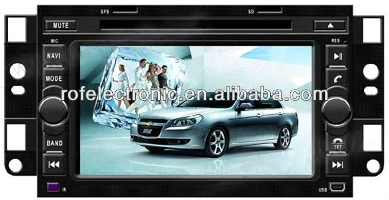 car dvd with auto navigation for CHEVROLET LOVA