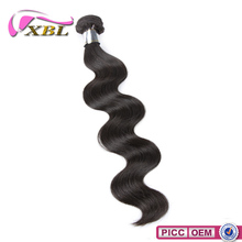 XBL New Item 100 Percent Raw Unprocessed Indian Vrgin Hair