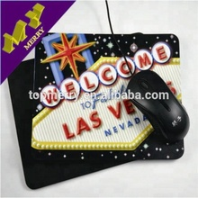 New arrival cheap EVA mouse pad / mouse mat for christmas gifts