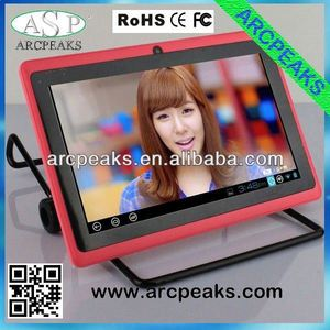 7 inch allwinner a13 android al-quran pc tablet