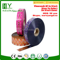 Yiwu manufacturer plastic packaging pa/pe film
