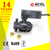 Cheap price Differential Pressure flow control switch for water pump