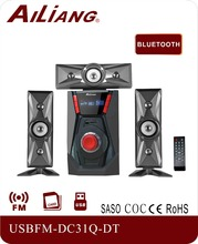 Profesional 3.1 USBFM-DC31Q-DT Speaker with bluetooth
