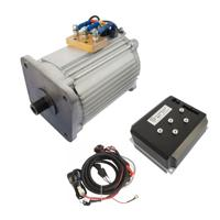 Shinegleelectric electric car kits electric engine conversion 10kw 72/96v three phase AC system