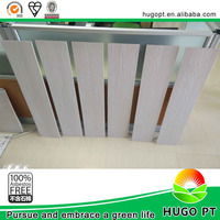Eco-friendly Wood Grain Fiber Cement Siding Outdoor Wall Panels