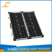 OEM portable rv solar panels --- Factory direct sale