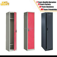 2015 ANSHUN staff and workers steel locker /steel or iron wardrobe locker /metal locker