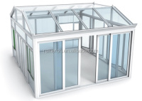 Aluminum Glass House And Winter Garden For Sale China supplier export Australia