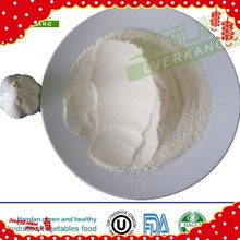 white dehydrated garlic flake granules powders for Instant noodles seasoning