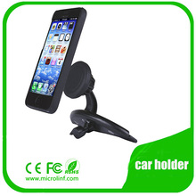 Universal CD Slot Magnetic Car Mount Holder, for Cell Phones and Mini Tablets