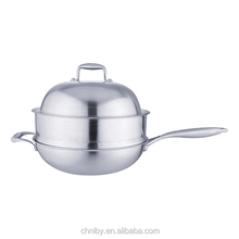Long Handle Stainless Steel Sauce Pan/Milk Pot/Milk Pan
