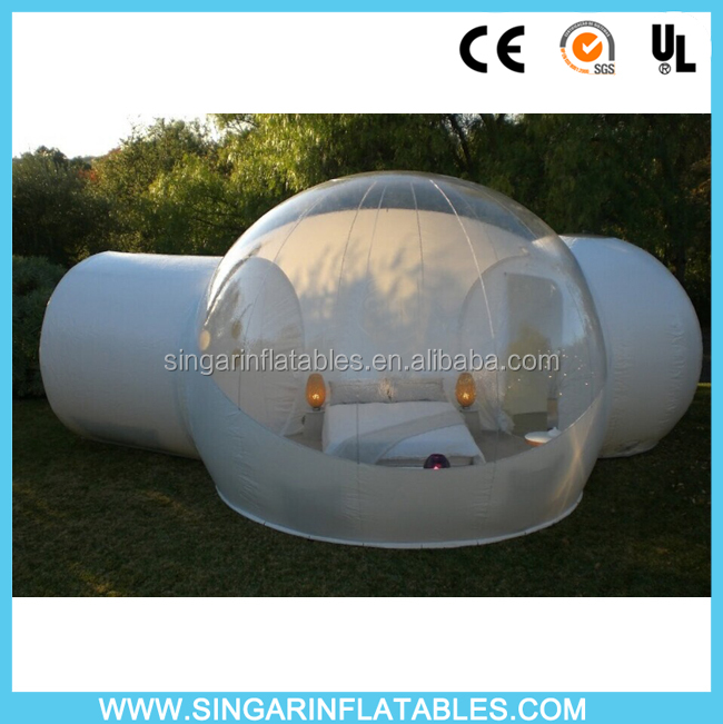 outdoor camping inflatable clear air dome tent,inflatable tent outdoor