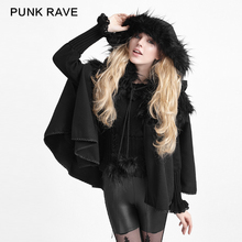 LY-050 Pyon Pyon Christmas Gothic Winter fashion lolita sweet cape coat mantle cloak poncho