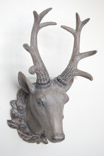 vintage home decor retro products deer head