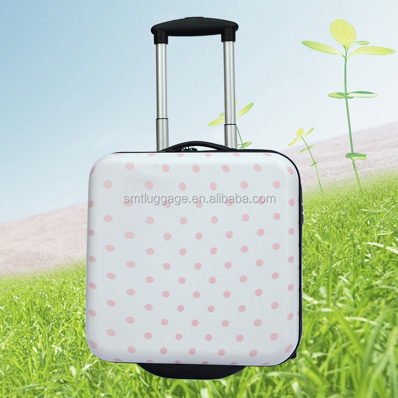 Portable ABS and PC Cabin Size Trolley Case