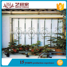Best manufacturer for fashion iron window fence, high quality iron window fence