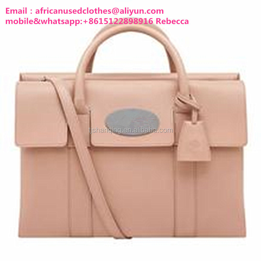 secondhand bags / generous and dignified korea design used bags ,lady handbags