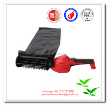 Battery operated tea leaf picking machine BY-818