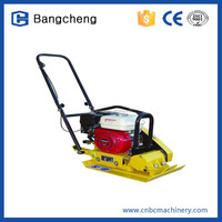 Factory Price ! Vibrating Plate Compactor for sale /electrical Soil Tamper Compactor/ HZD200 Plate Compactor