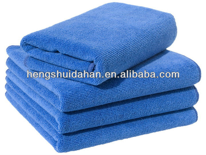 microfibre cleaning cloth for promotion