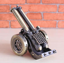 Fashion Gift Mini Metal Decorative Cannon