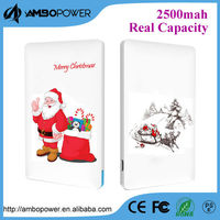 New style credit card power bank 2200mah