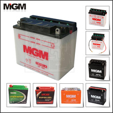 Factory CB16L-Amotorcycle battery,125cc motorcycle battery