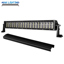 160W 20 Inch 4 Row Auto Lighting System Wholesale LED Light Bar
