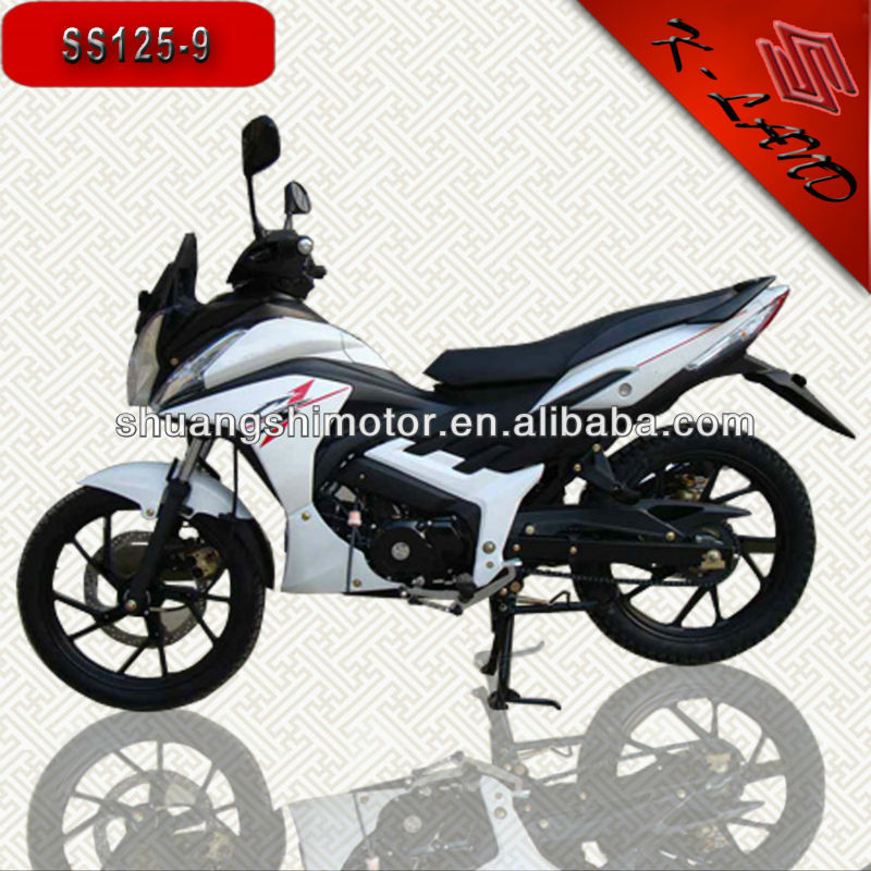 China Newest Model 125cc Motorcycle Racing