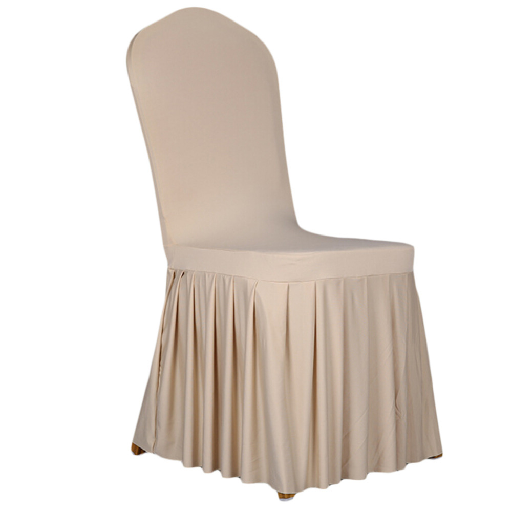 chair cover ruffled <strong>A061</strong>