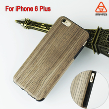 Unique Real Handmade Natural Wood Wooden Hard Bamboo Shockproof phone cover Case For iPhone 6 6S PLUS(4.7)