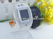 AK11 Watch Phone New Tri-band GSM 1.2 inch music GPRS watch mobile phone for ladies