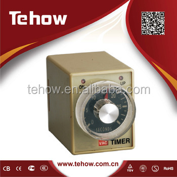 24 Hours Industrial Manual Mechanical Electronic Timer Delay realy with CE