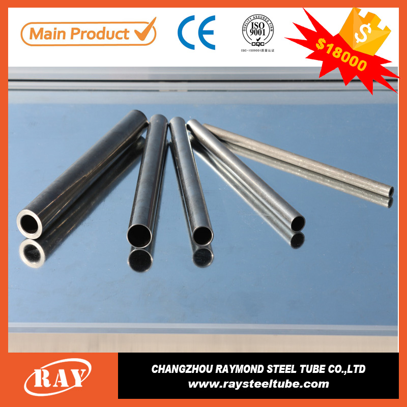 Carbon and alloy st35.8 truck exhaust flexible seamless steel pipe