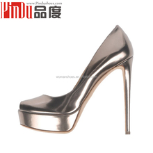 100% genuine leather lady party sexy pencil high heels wholesale sexy high heels women shoes