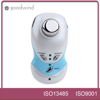 fashionable new style handheld galvanic wrinkle remover and Vibrating Magnetic Eye Care Massager