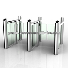 CE Approved 304 Stainless Steel Swing Turnstile,Electronic security entrance turnstile sliding gate Access Control System