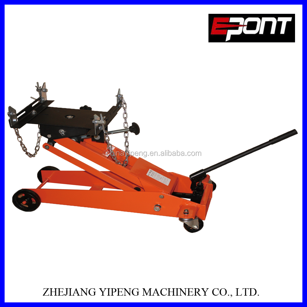 low position 0.5 ton floor transmission jack