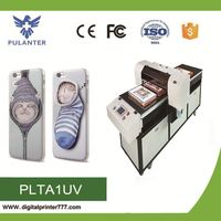 Famous brand mugs printing machine,uv printer with gen4 print head